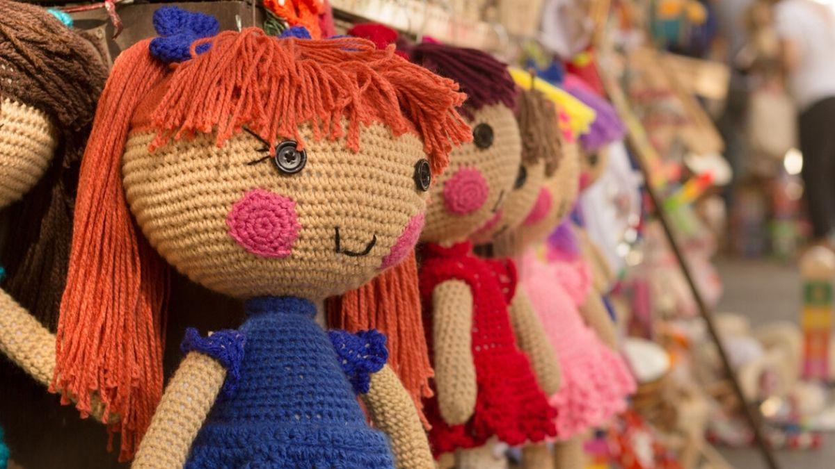 人形のイメージ