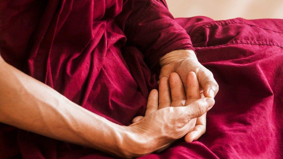 瞑想を行う方法と手順についてのイメージ