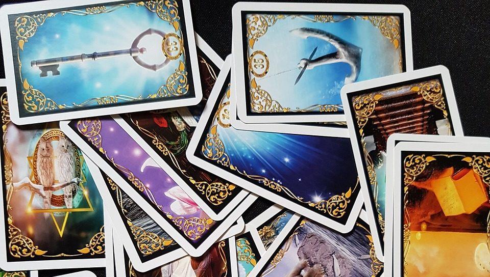 エンジェルオラクルカードの使い方についてのイメージ