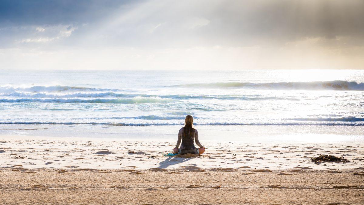 瞑想の効果を引き出す為に知っておいてほしい事のイメージ