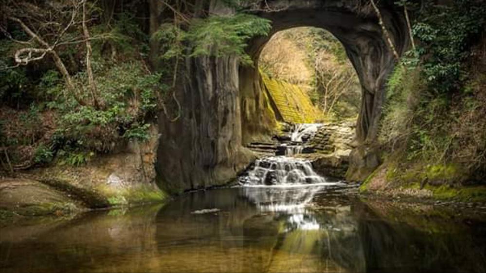 濃溝の滝(のうみぞのたき)のイメージ