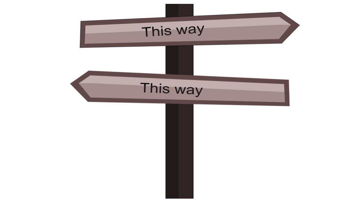 マイナス思考とネガティブ志向の違いとはのイメージ