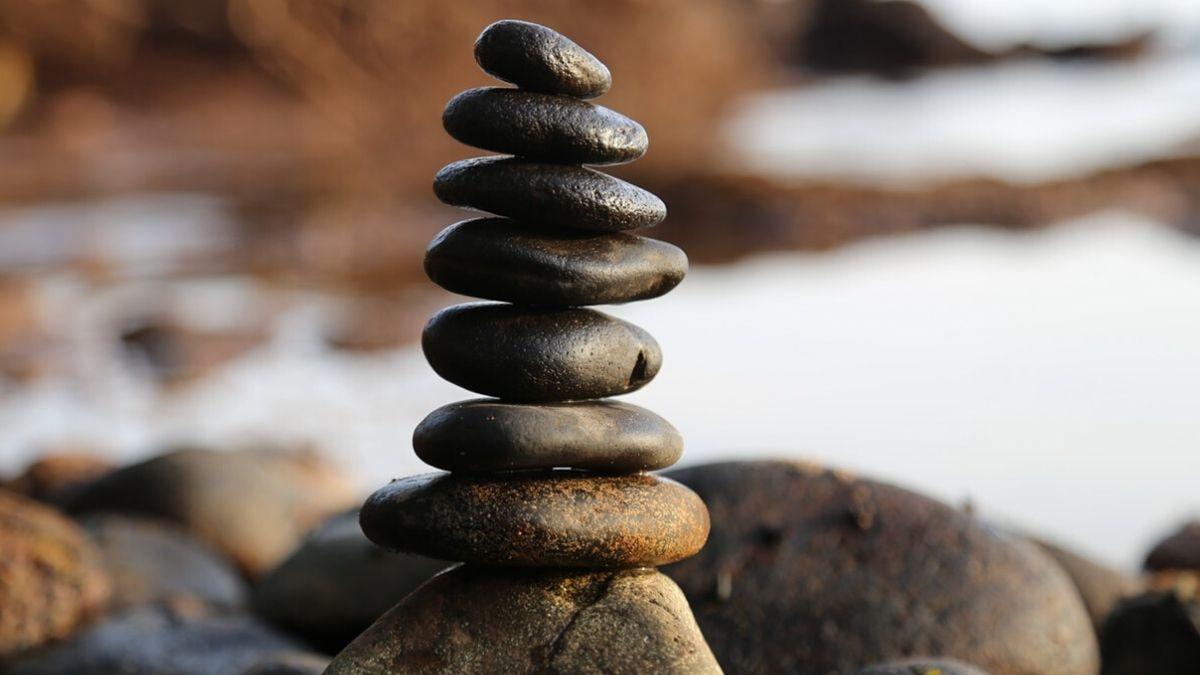 瞑想で安定させるイメージ